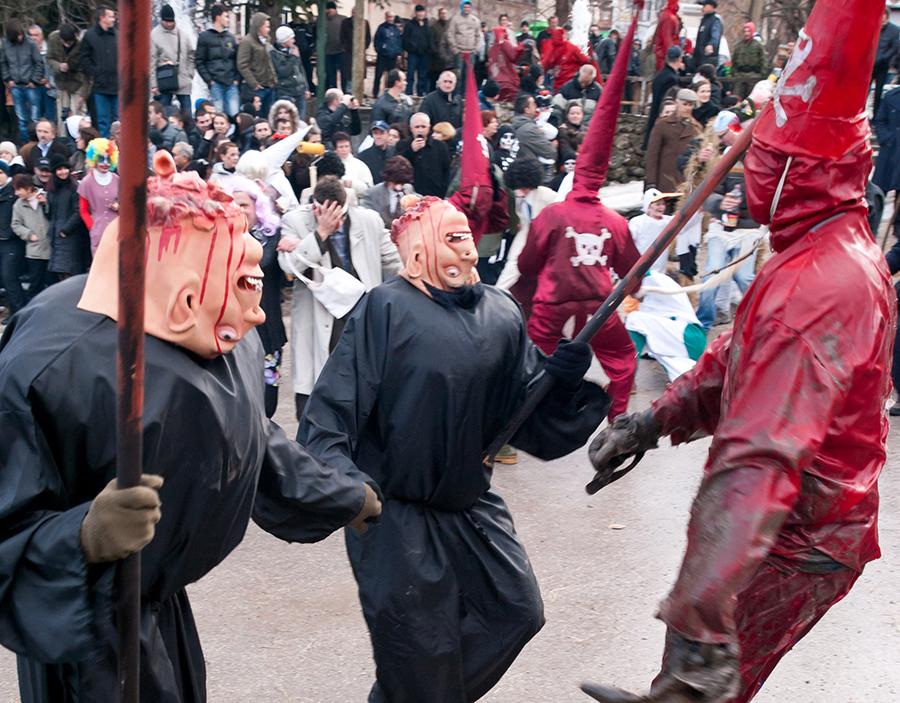 Carnaval Macedonia