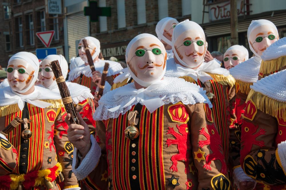 Carnaval Bélgica uno de los mejores carnavales del mundo