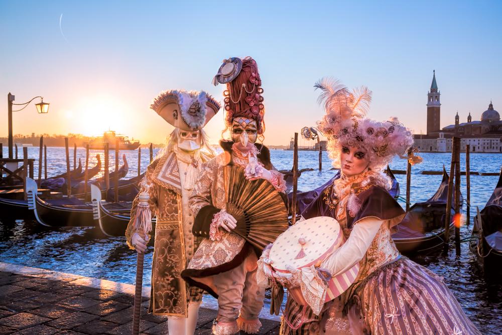 Carnavales de Venecia