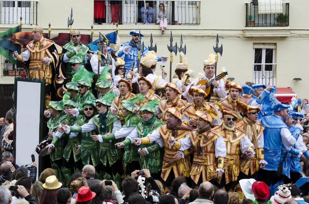 Carnavales Cadiz los más divertidos del mundo