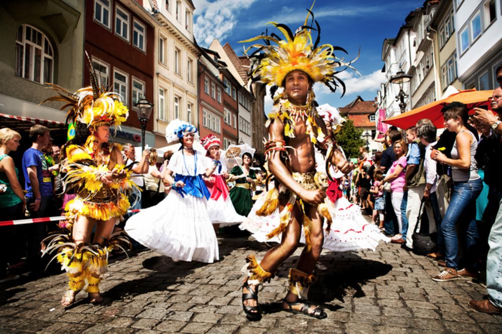 Mejores destinos para viajar en carnaval