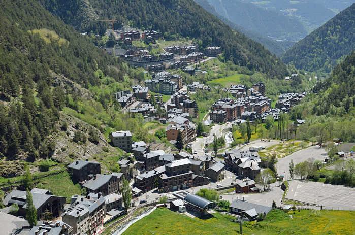 Destinos para viajar en Marzo Andorra