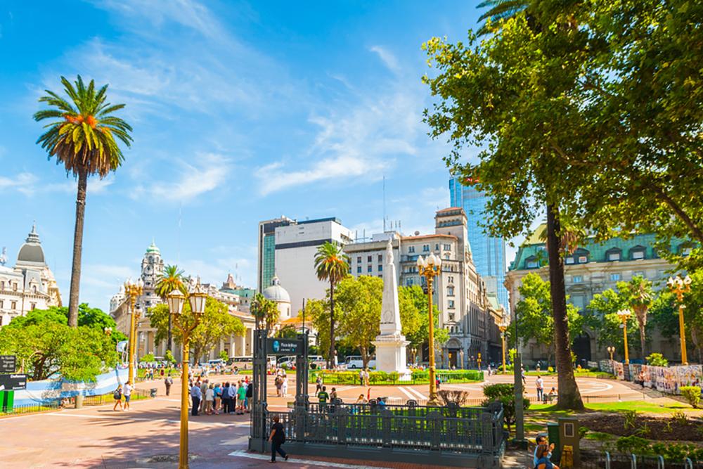 Viaja a Buenos Aires