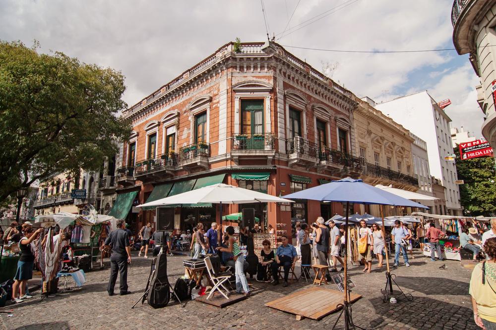 La Boca en Buenos Aires