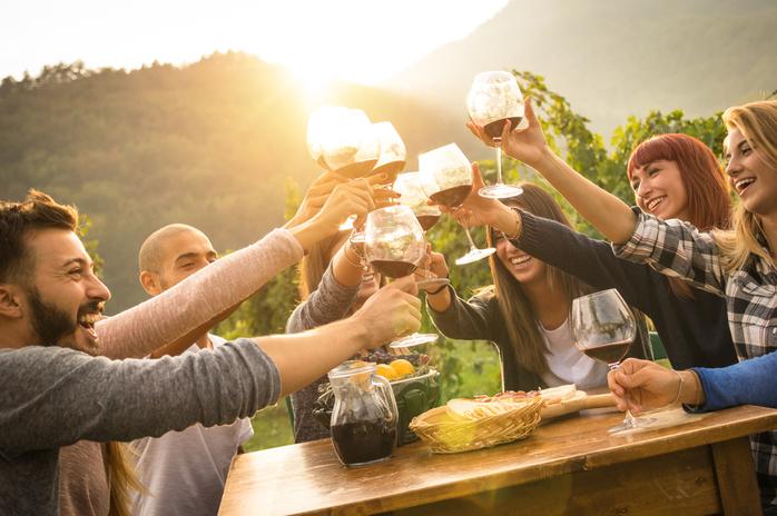 De vinos por España