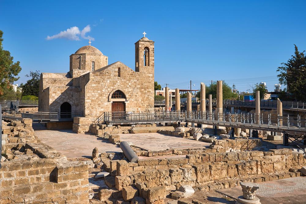Viaja a Pafos, Chipre