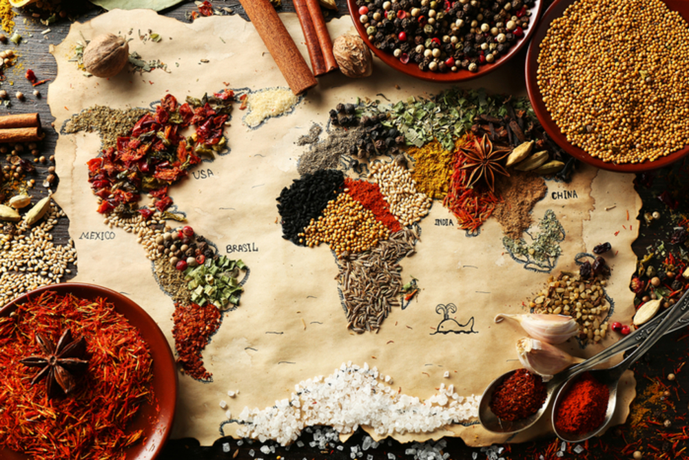 comidas raras del mundo