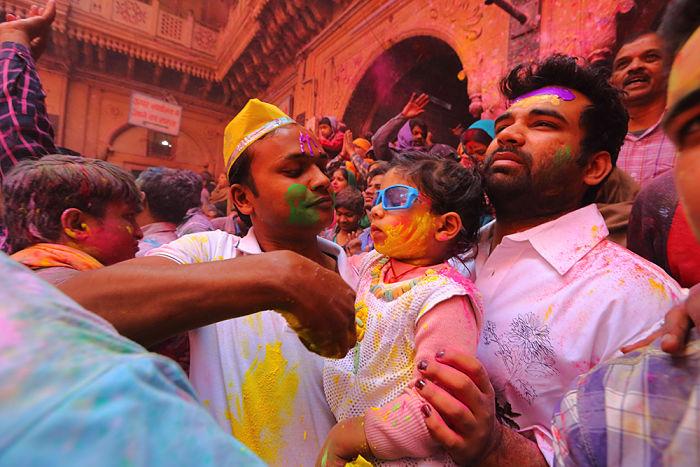 festival holi en india