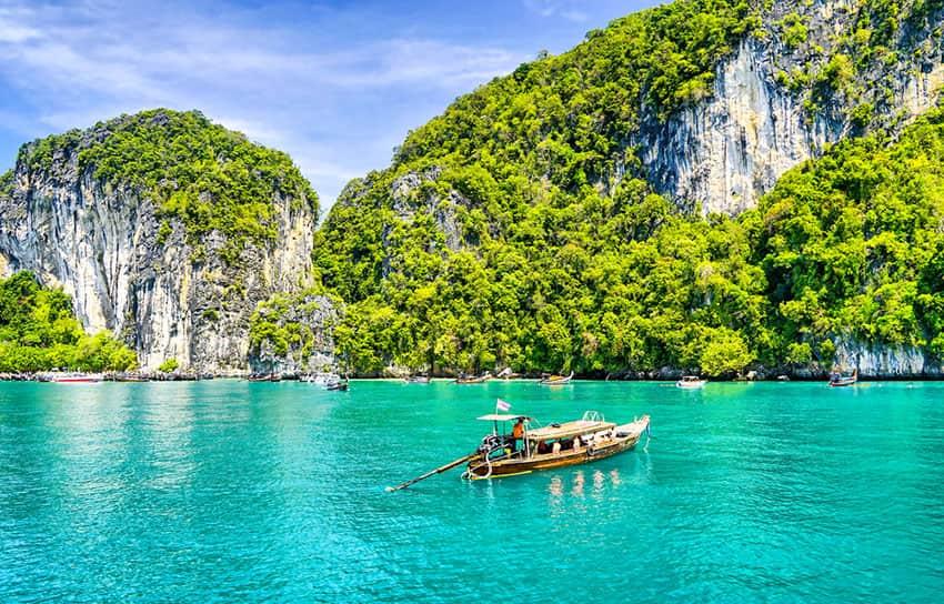 Seguro viaje Tailandia