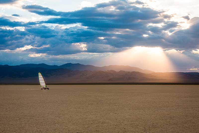 Turismo de aventura desierto Argentina