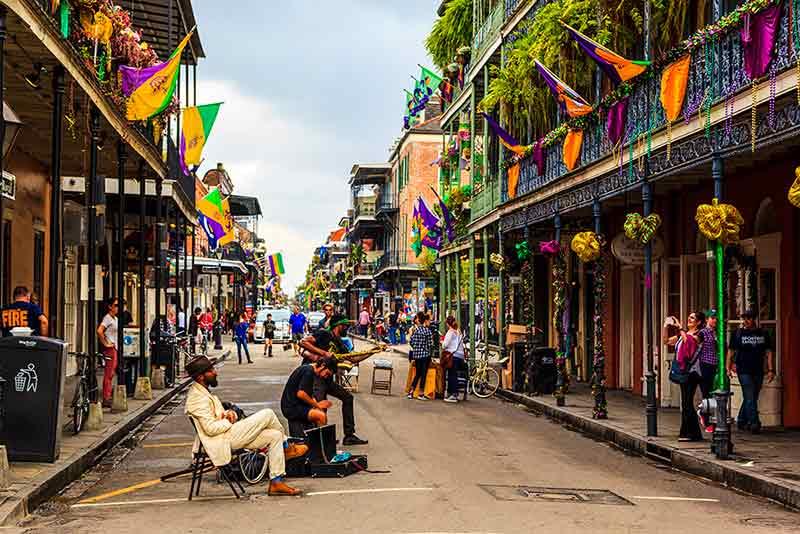 Estados Unidos New Orleans