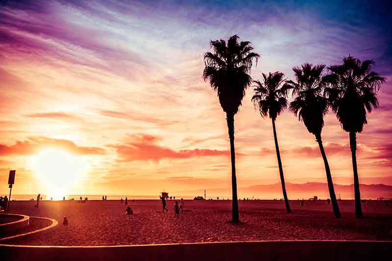 Estados Unidos Los Angeles
