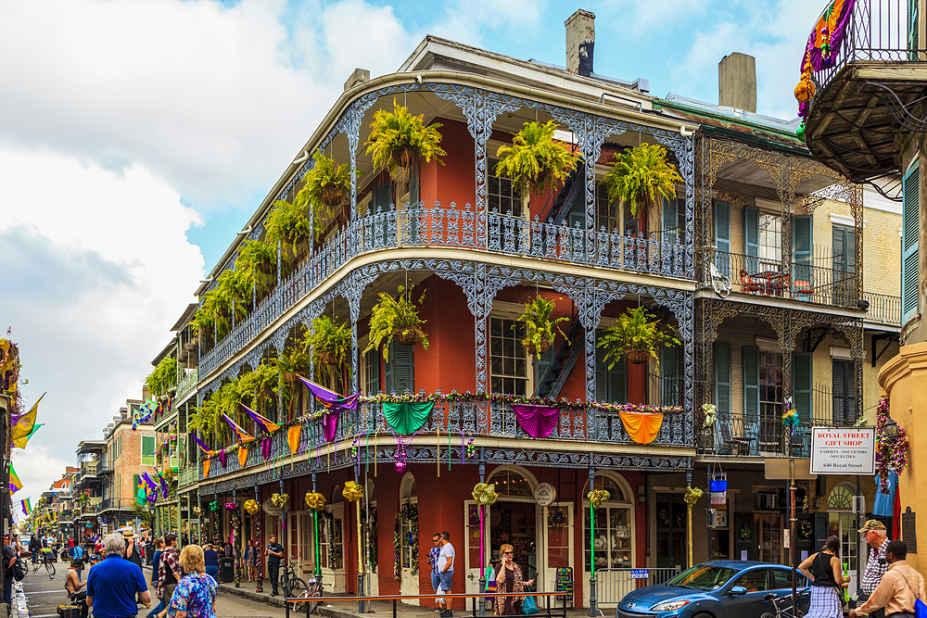 Viaja a New Orleans