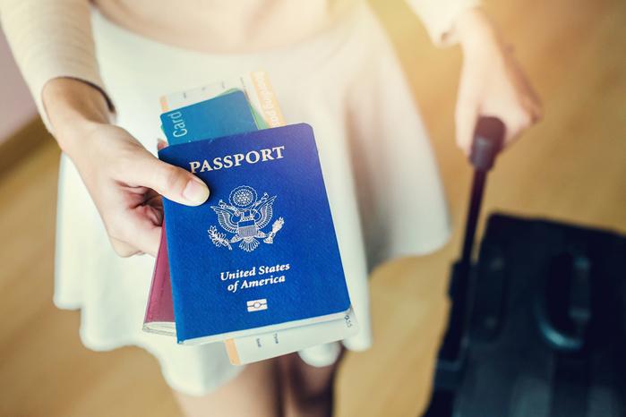 Nuevos controles de pasaportes
