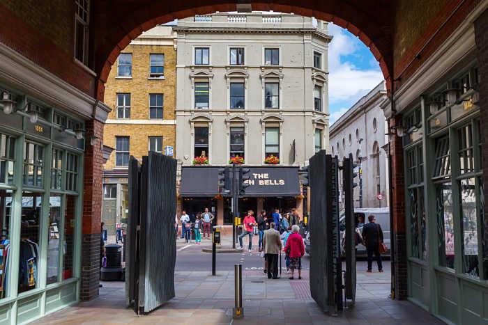 Londres Spitalfields