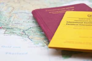 Vacunas obligatorias para viajar