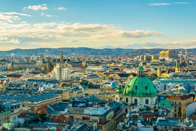 Dónde viajar en diciembre Viena