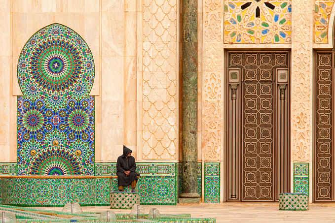 Marruecos mezquita
