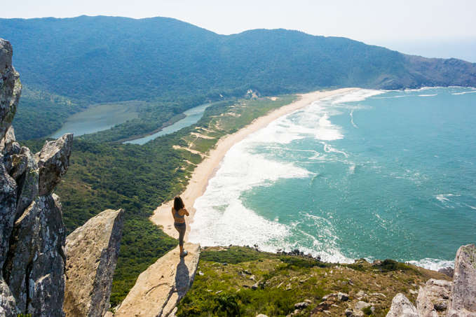 Mejores playas de Brasil Floripa