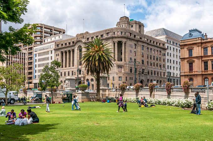 Qué ve en Sudáfrica Pretoria