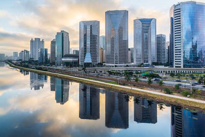 Qué visitar en Brasil Sao Paulo