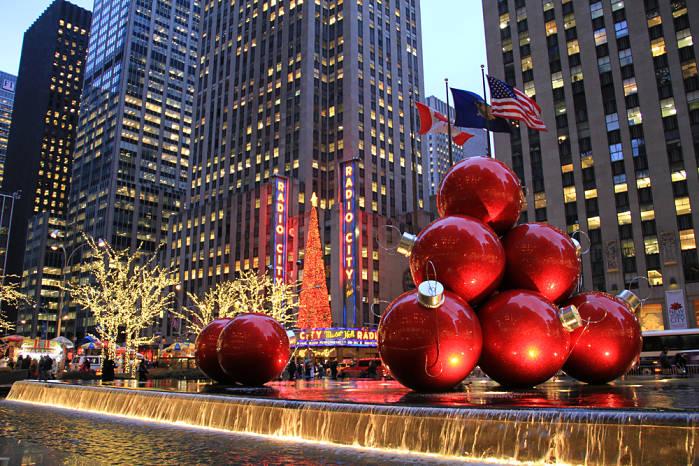 Nueva York en Diciembre