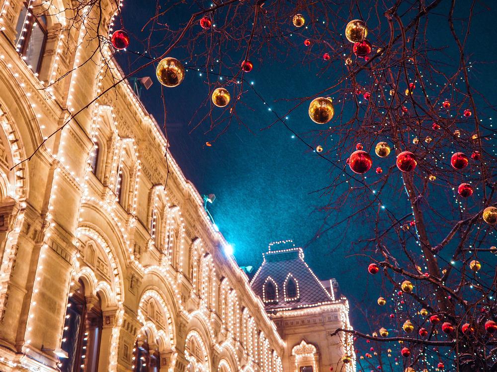 ¿Donde viajar en Navidad?