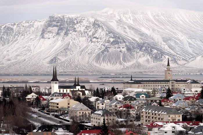 Viajar a Islandia en Diciembre