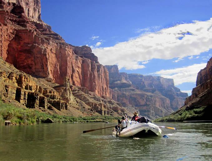 Viajes de aventura en grupo América