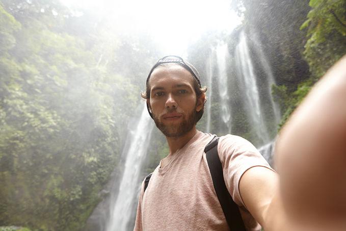Turismo de aventura cascadas
