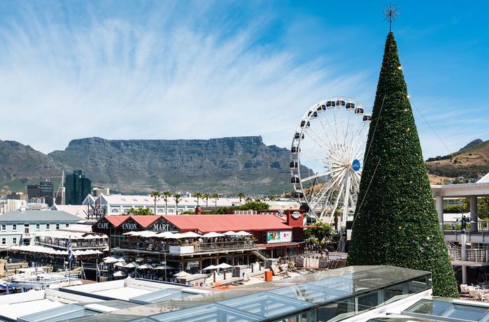 Viajar a Ciudad del Cabo en diciembre
