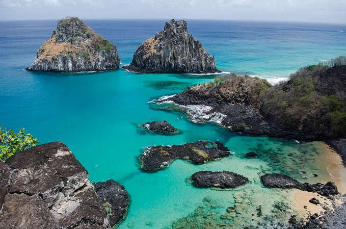 Mejores playas que visitar en Brasil