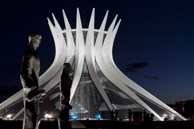 Qué visitar en Brasil Brasilia