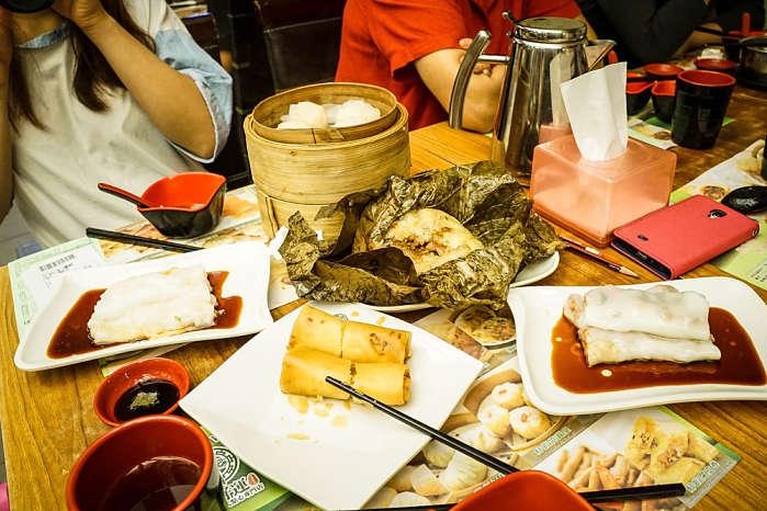 Que hacer en Hong Kong Dim Sum
