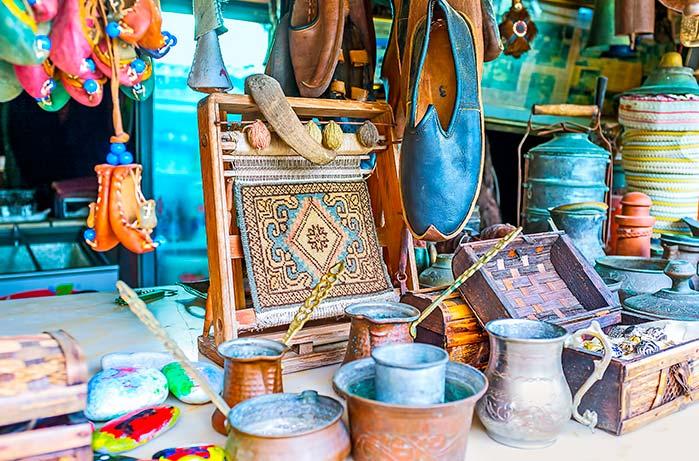 Turismo sostenible souvenirs