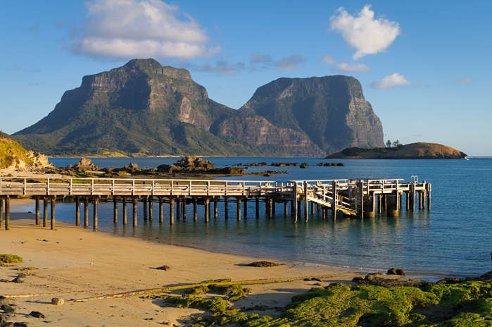 Que ver en Australia Isla de Lord Howe