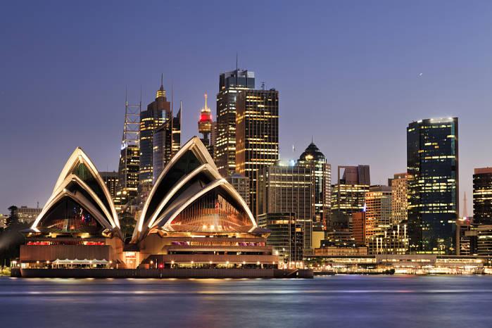 Que ver en Australia Sidney