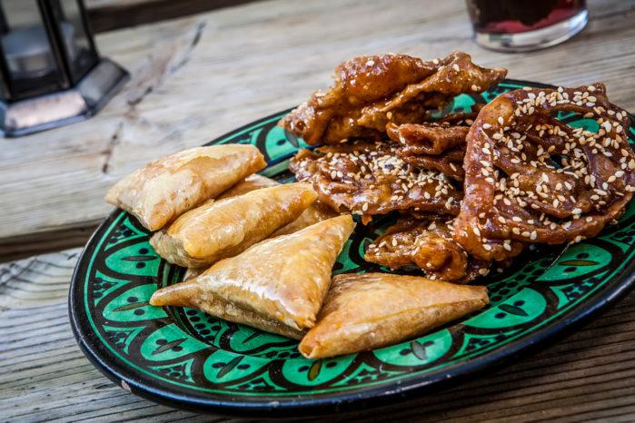 Turismo gastronómico Marruecos postres