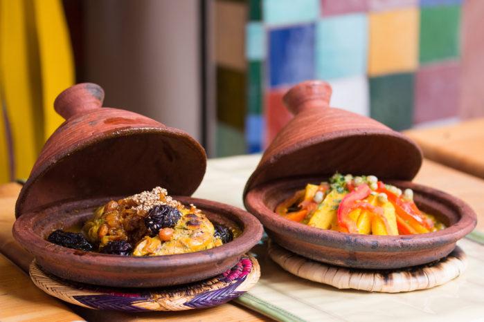 Turismo gastronómico Marruecos
