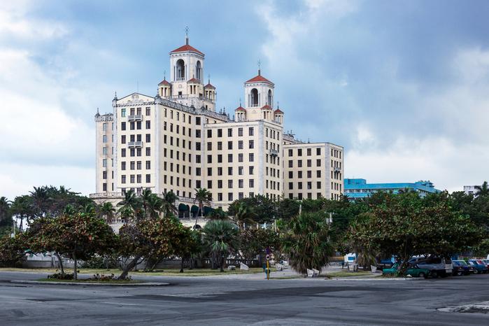 Hotel Nacional La Habana Vieja