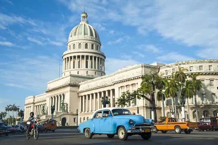 La Habana Lugares de Cuba
