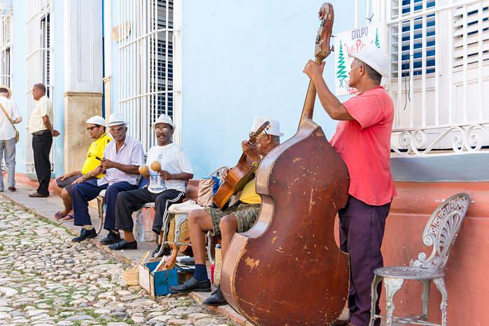 Lugares de Cuba Trinidad