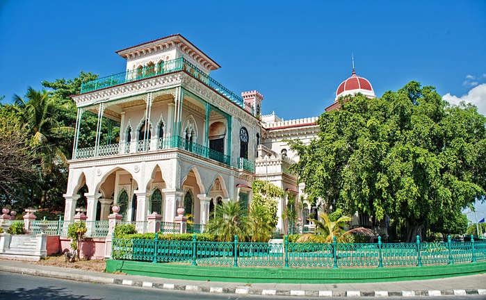 Lugares de Cuba Cienfuegos