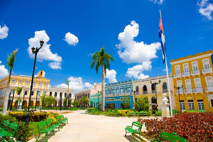 Sancti Spíritus Lugares de Cuba
