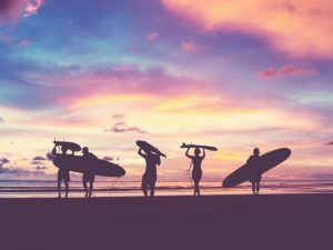 Mejores playas para hacer surf