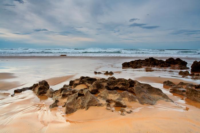 Playa para hacer surf en Cantabria, Valdeareas