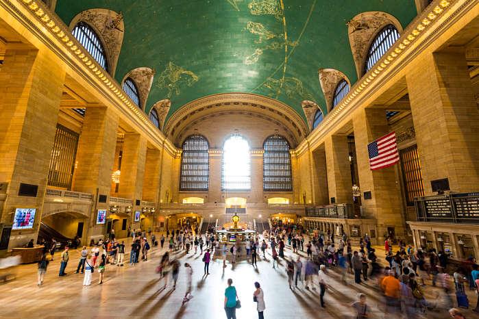 Que ver en Nueva York en 7 días Station