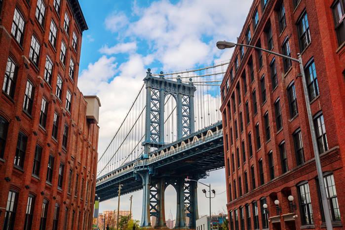 Qué ver en Nueva York en 7 días, El puente de Brooklyn