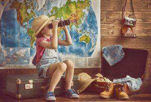 ¿Dónde viajar con niños?