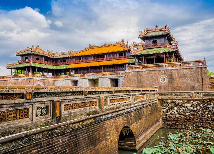 Ciudad Imperial Hue Vietnam